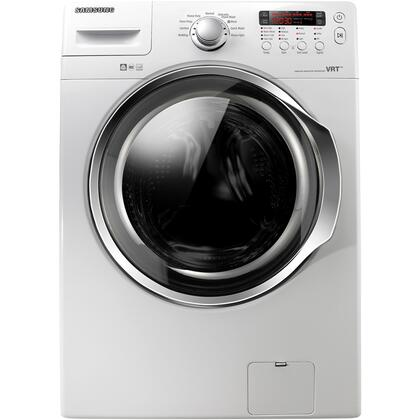 "Samsung Appliance WF330ANW 27"" Front Load Washer"