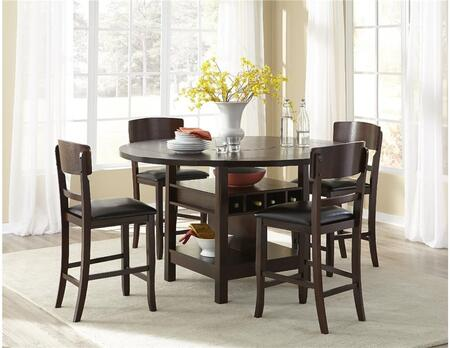 Intercon Furniture HMTA4646821GDPOC Hampton Dining Room Sets