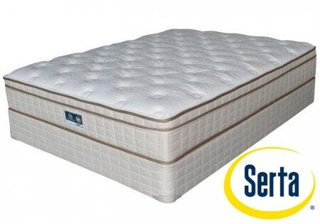 Serta ET540466SETCK Grandbury California King Mattress Sets