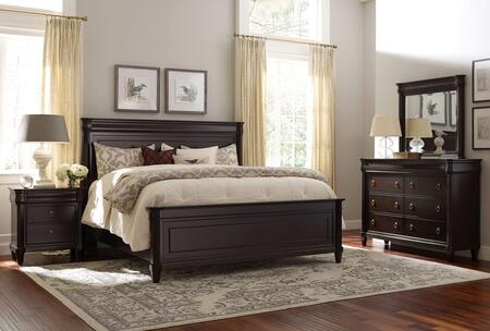 Broyhill 4907CKPBNCDM Aryell California King Bedroom Sets