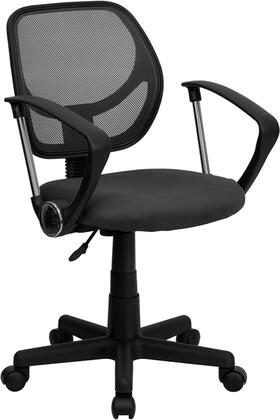 "Flash Furniture WA3074GYAGG 21.5"" Contemporary Office Chair"