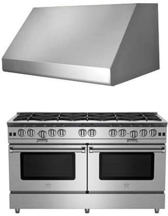 BlueStar 749859 Platinum Kitchen Appliance Packages