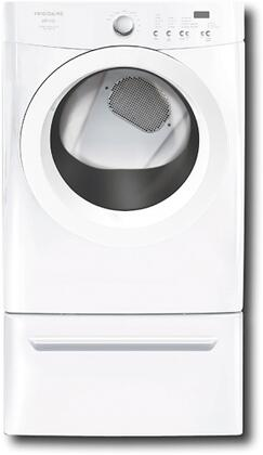 Frigidaire FAQE7011LW Electric Affinity Series Electric Dryer
