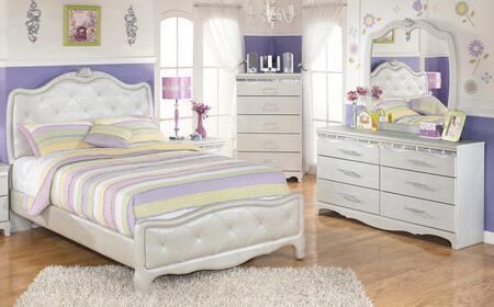 Milo Italia BR270FUBDM Greene Full Bedroom Sets