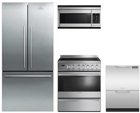 Fisher Paykel 798507 Kitchen Appliance Packages