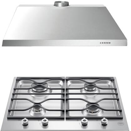 Bertazzoni 708220 Professional Kitchen Appliance Packages