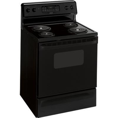 """Hotpoint RB758DPBB 30"""" Electric Freestanding"""