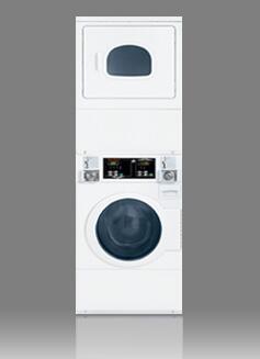 "Speed Queen STGT79N 26.88"" Gas Laundry Center"