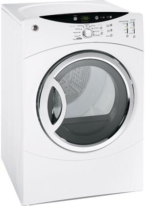 GE DCVH680GJWW  Gas Dryer, in White