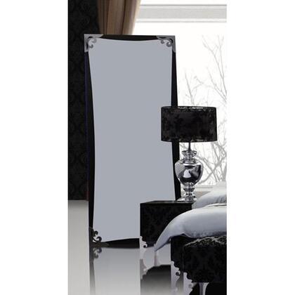 VIG Furniture PRAGUEMIR Prague Series Rectangular Floor Mirror