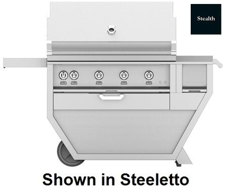 60 in. Deluxe Grill with Worktop   Stealth