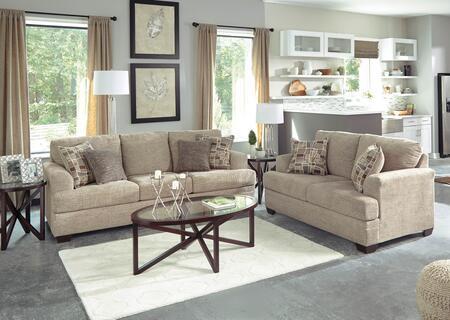 Benchcraft 4850138SL3TTLFLRPO4PF6CHWAWA Barrish Living Room