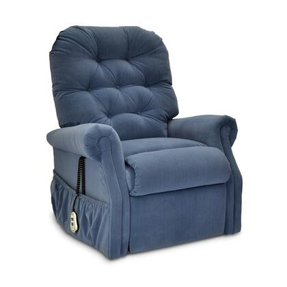 MedLift 2553AAW Contemporary Fabric Wood Frame  Recliners