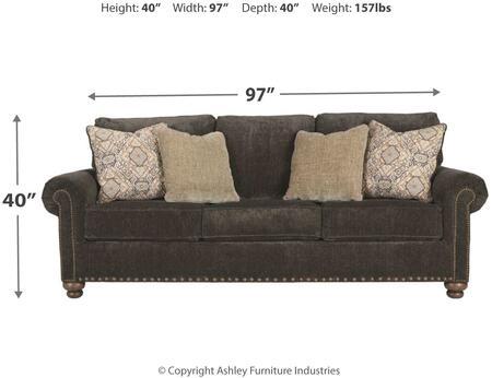 Pleasant Signature Design By Ashley 8060338 Theyellowbook Wood Chair Design Ideas Theyellowbookinfo