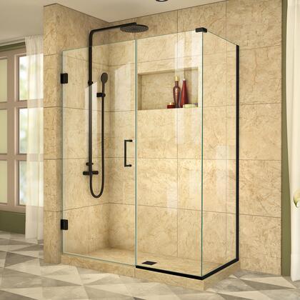 DreamLine Unidoor Plus Shower Enclosure RS39 30D 22IP 30RP 09
