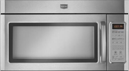 Maytag MMV4206BS 2.0 cu. ft. Capacity Over the Range Microwave Oven