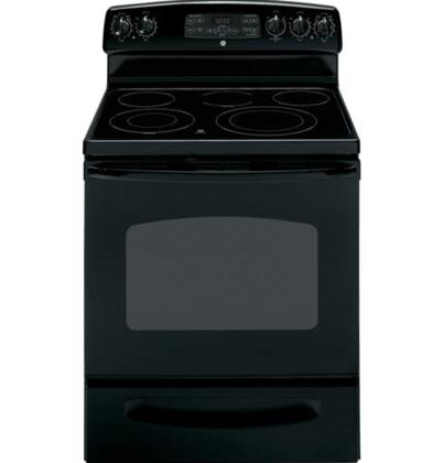 GE JB655DTBB  Electric Freestanding