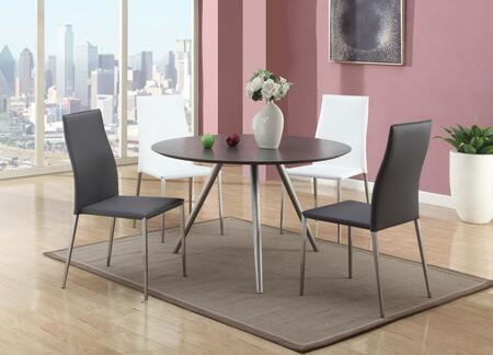 Chintaly ESTHERDTSETGRY Dining Room Sets