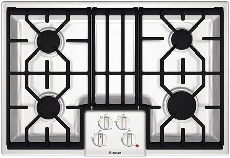 Bosch NGM5024UC 500 Series Gas Sealed Burner Style Cooktop