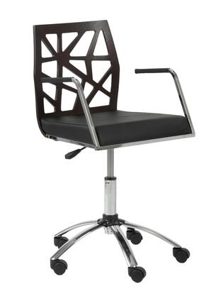 """Euro Style 27156 25.12""""  Office Chair"""