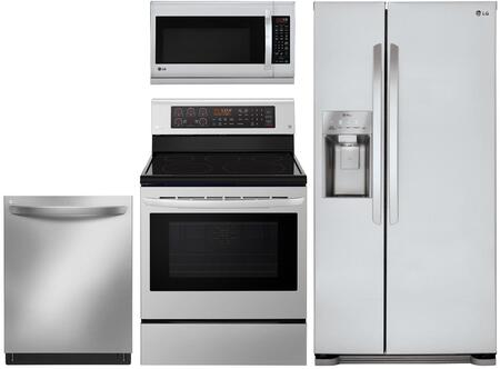 LG 402180 Kitchen Appliance Packages