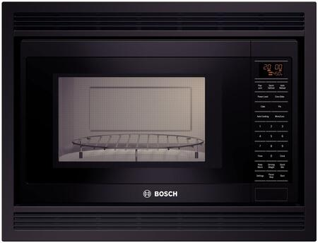 Bosch HMB8060 Counter Top Microwave Oven, in Black