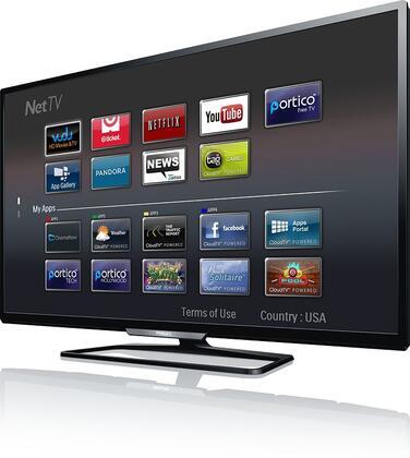 "Philips 50PFL4909F7 {50"" Smart LED TV"