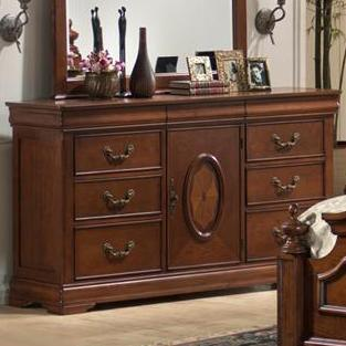 Coaster 200483 Richardson Series Wood Dresser
