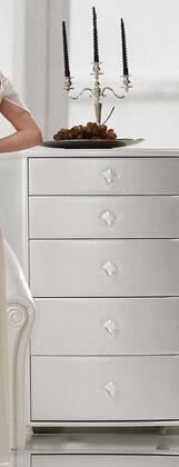 VIG Furniture SEASHELLCH Sea Shell Series Wood Chest