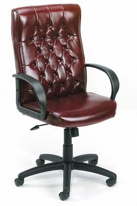 "Boss B8502BY 27"" Adjustable Contemporary Office Chair"