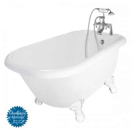 American Bath Factory T040DWHL
