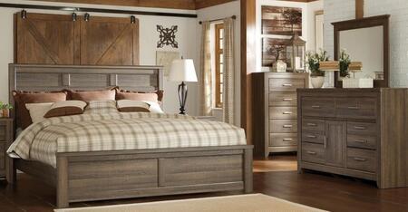 Milo Italia BR371KPBDM Reeves King Bedroom Sets