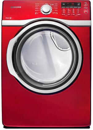 "Samsung Appliance DV393ETPARA 27"" Electric Dryer"