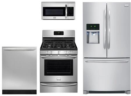 Frigidaire 721931 Gallery Kitchen Appliance Packages