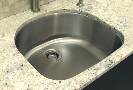 Aline CV2421RE Kitchen Sink