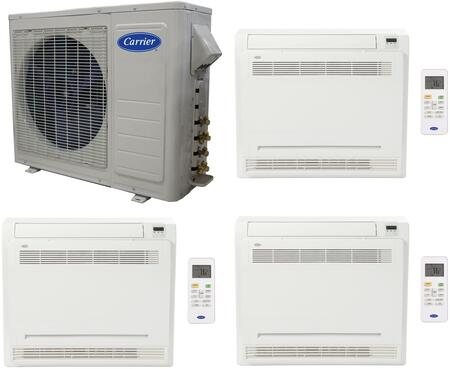Carrier 700986 Performance Mini Split Air Conditioner System
