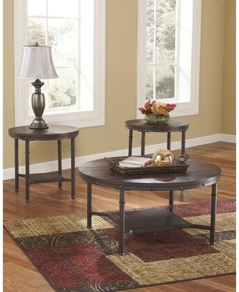 Flash Furniture FSDTS380RBGG Contemporary Living Room Table Set