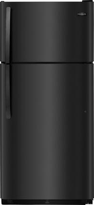 Frigidaire FFHI1832T Top Freezer Refrigerator with 18 cu. ft. Total Capacity, Ice Maker, Reversible Door, Clear Dairy Bin, Energy Star, LED Lighting, Spill Safe Shelves, in