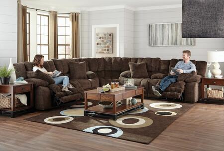 Catnapper 6200189270528 Branson Sectional Sofas