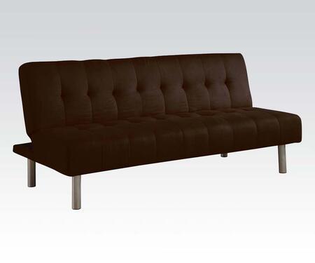 Acme Furniture 05591 Trenton Series Convertible Microfiber Sofa