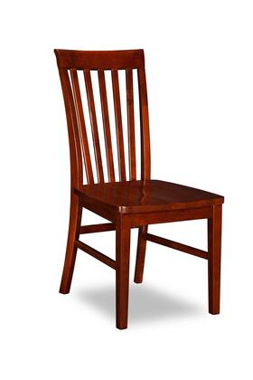 Atlantic Furniture D76114 Contemporary Wood Frame Dining Room Chair