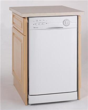 Avanti DW18W  Dishwasher with in White