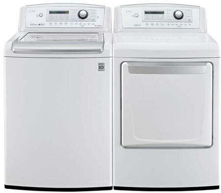 LG 730440 Washer and Dryer Combos