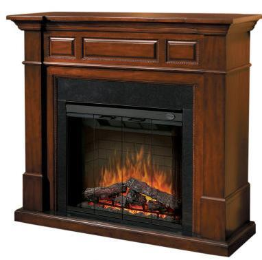 Dimplex SEPBW600BGFB  Electric Fireplace