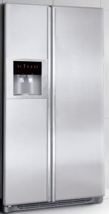 Frigidaire FGTC2349KS Gallery Series Counter Depth Side by Side Refrigerator with 22.6 cu. ft. Capacity in Panel Ready