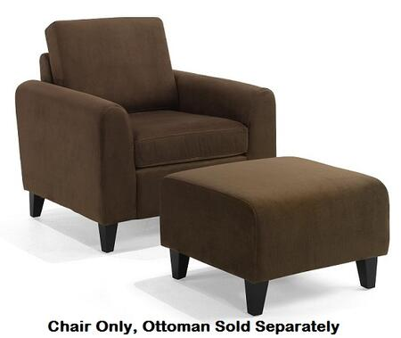 Chair Only, Ottoman Sold Separately