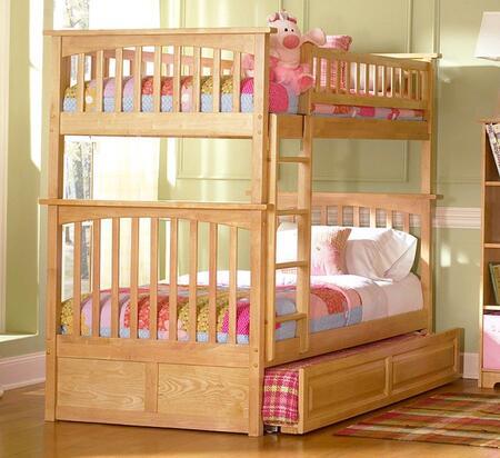 Atlantic Furniture AB55135  Twin Size Bunk Bed