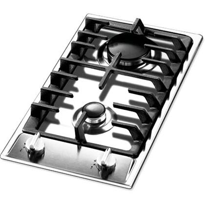 Fagor 2MFA2GLSX  Gas Sealed Burner Style Cooktop