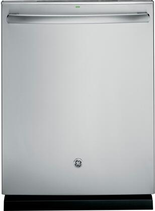 "GE GDT580SSFSS 24""  Built In Fully Integrated Dishwasher with 16 Place Settings Place Settingin Stainless Steel"