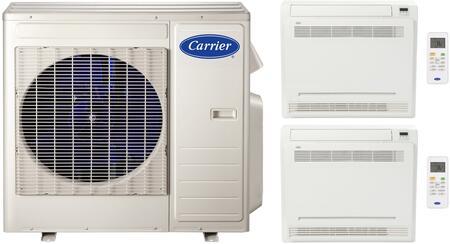 Carrier 700882 Performance Dual-Zone Mini Split Air Conditio